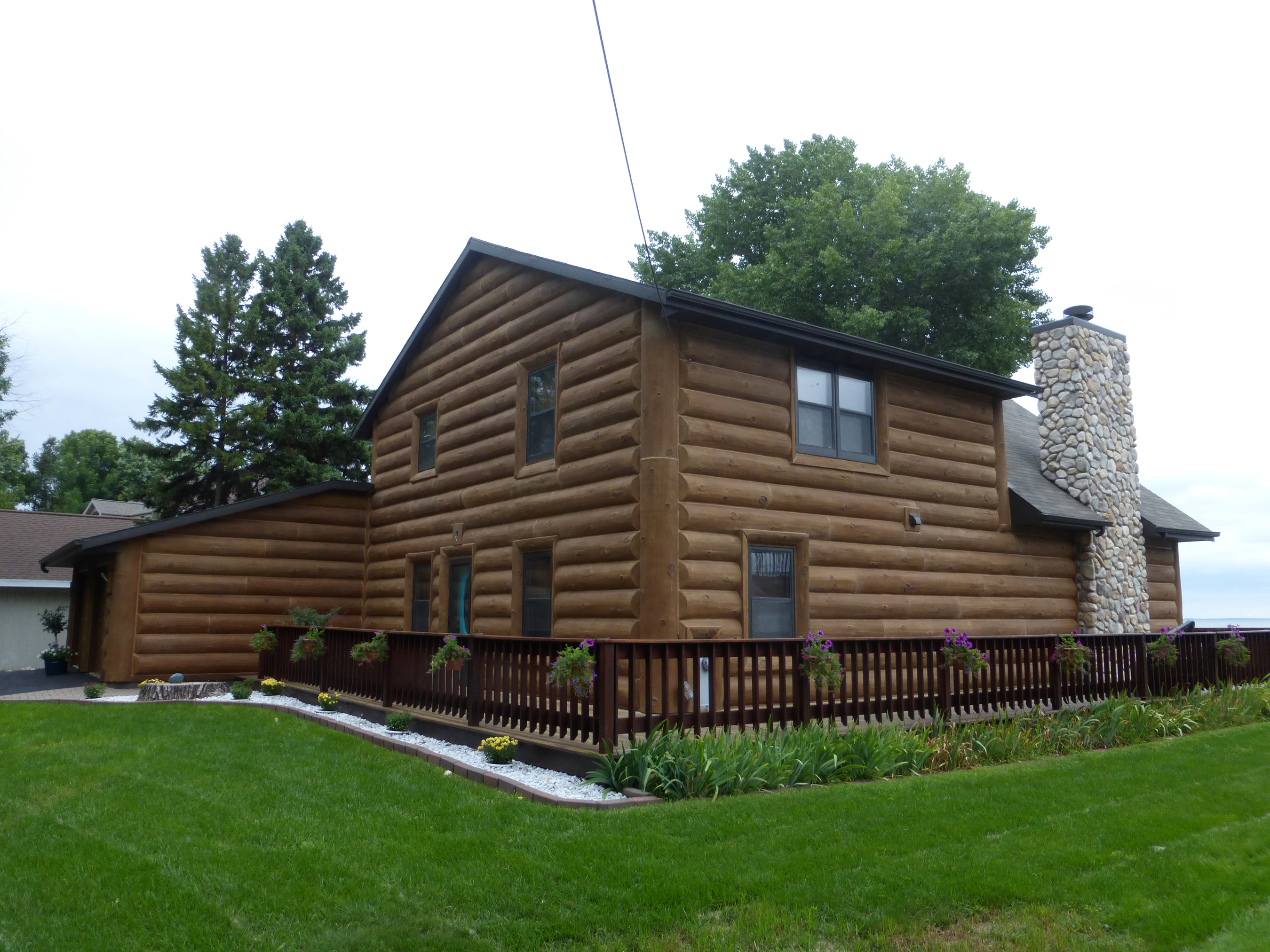 Green Bay Wi Residence Nextgen Logs