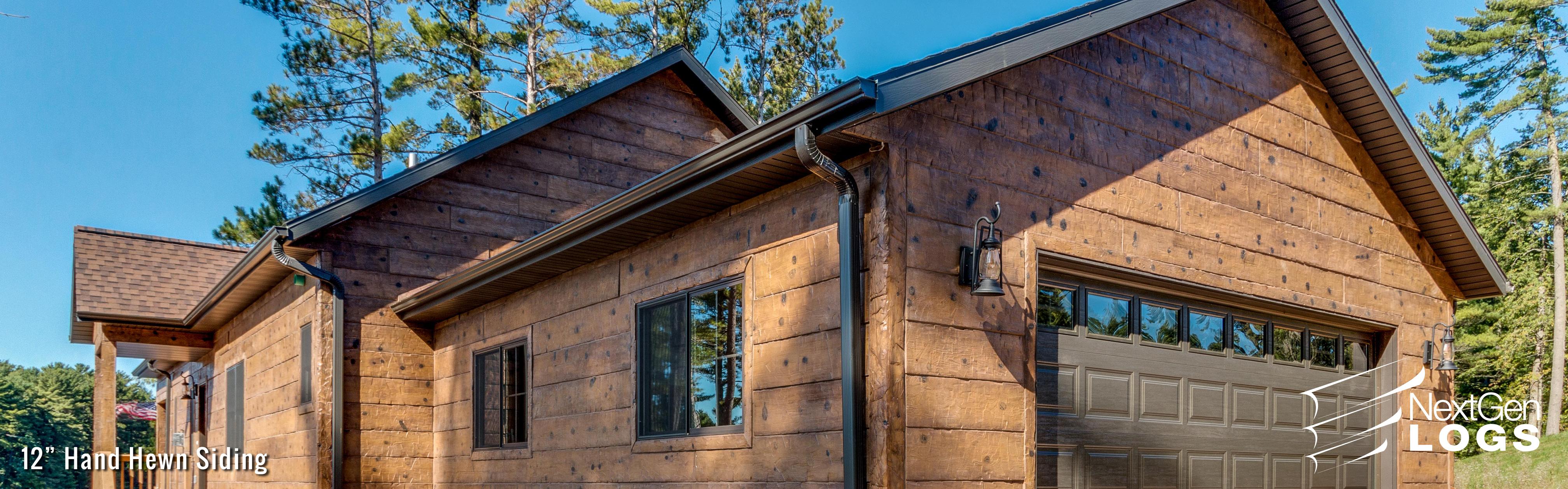 NextGen_Logs_Concrete_Log_Siding_hand_hewn_timbers_siding
