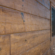 Hand Hewn Siding Lake Home Nextgen Logs