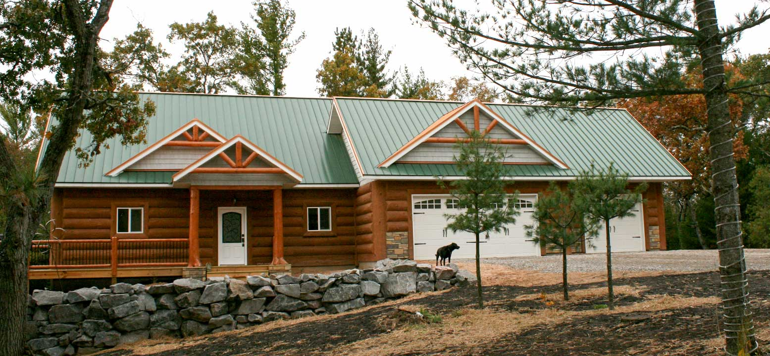 Vinyl Log Siding Homes Exclusive Home Design