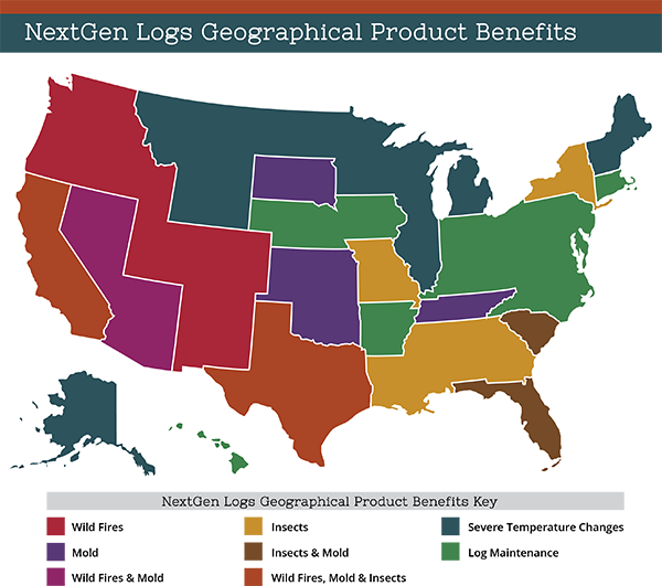 nextgen_logs_concrete_log_siding_geographical_product_benefits_chart