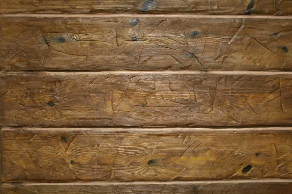 Hand Hewn Timber Concrete Log Siding Nextgen Logs